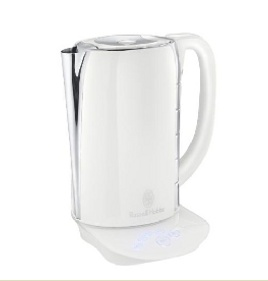 "Russell Hobbs Glass Line: Wasserkocher ""Glass Touch"""